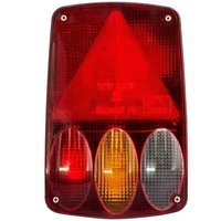 ASPOCK EARPOINT 4 IV REAR L/H TAIL LIGHT LAMP + FOG