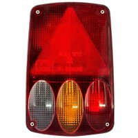 ASPOCK EARPOINT 4 IV REAR R/H TAIL LIGHT LAMP + REVERSE