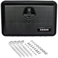 Small tool box DAKEN Just 500 with mounting brackets