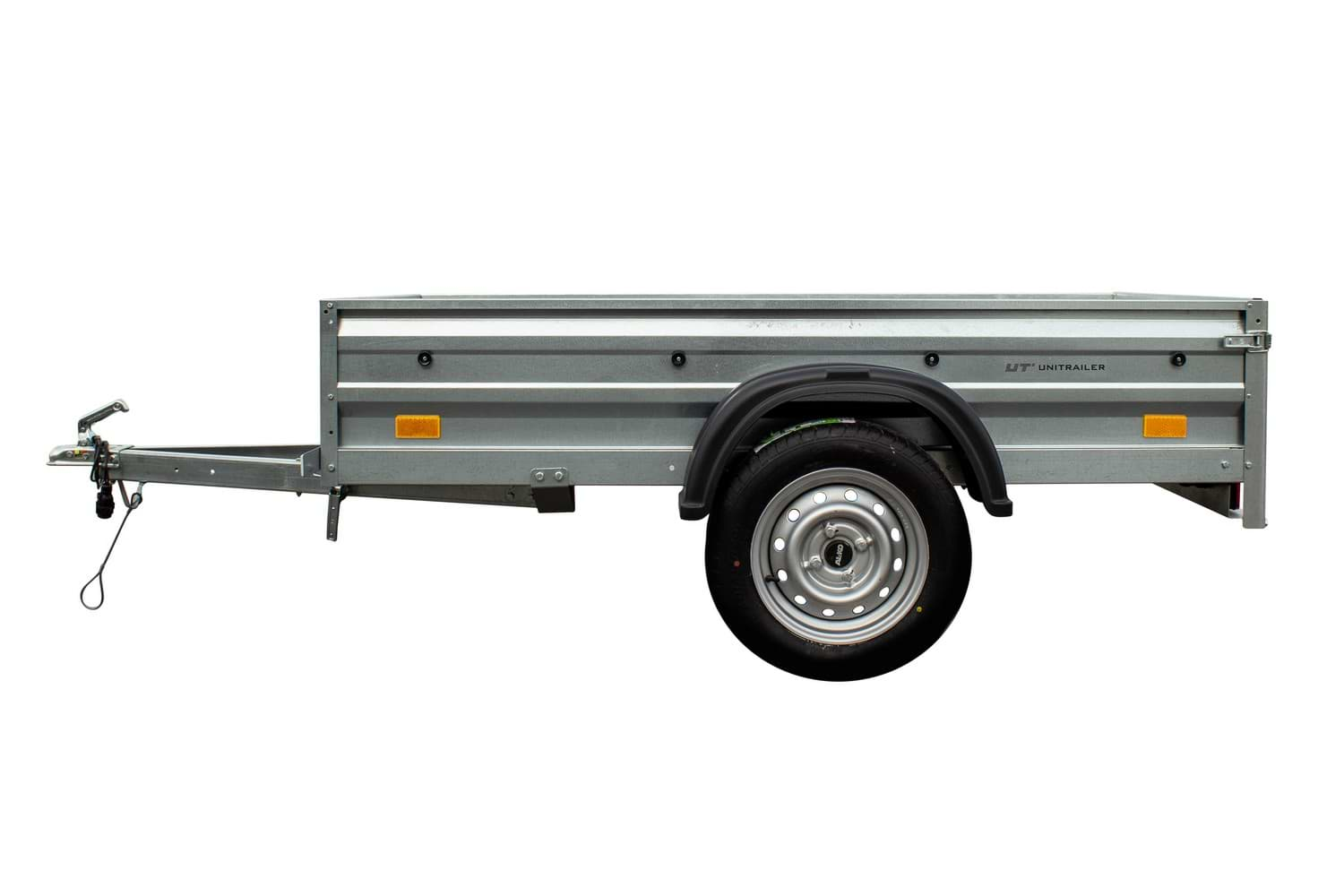Single Axle Trailer UNITRAILER