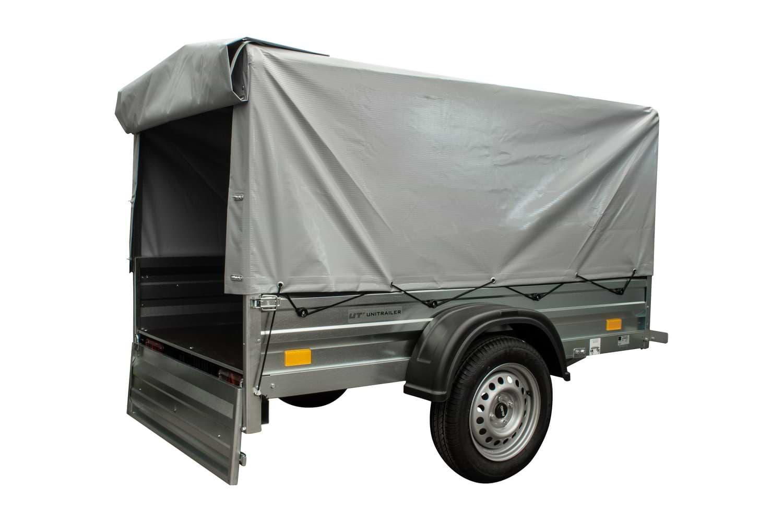 light trailer canopy