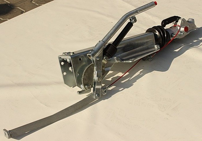 Coupling unit for trailers AL-KO 3500kg V 2,8VB1 AK351