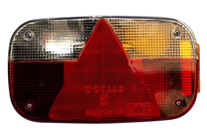 Multipoint III Combi Rear Right Lamp for trailers - Aspöck