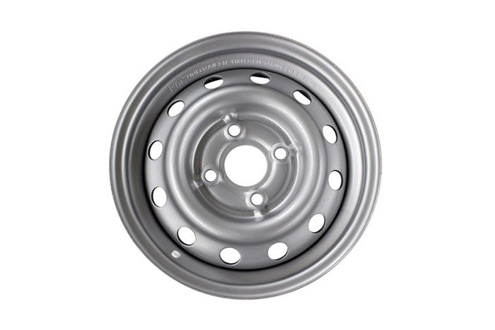 13 inch trailer rim - mounting hole spacing 4x100 - 4J X 13