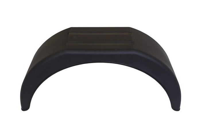 "14"" single axle mudguard for trailers by DOMAR"