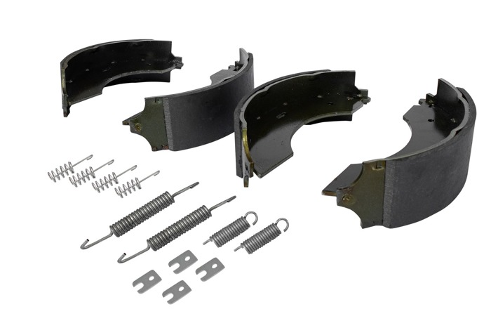 AL-KO brake shoes 230x60 with a full set of springs
