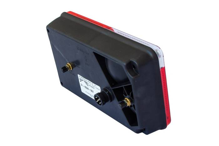 ASPOCK Multipoint V LED Rear Combination Trailer Light - Right Hand R/H