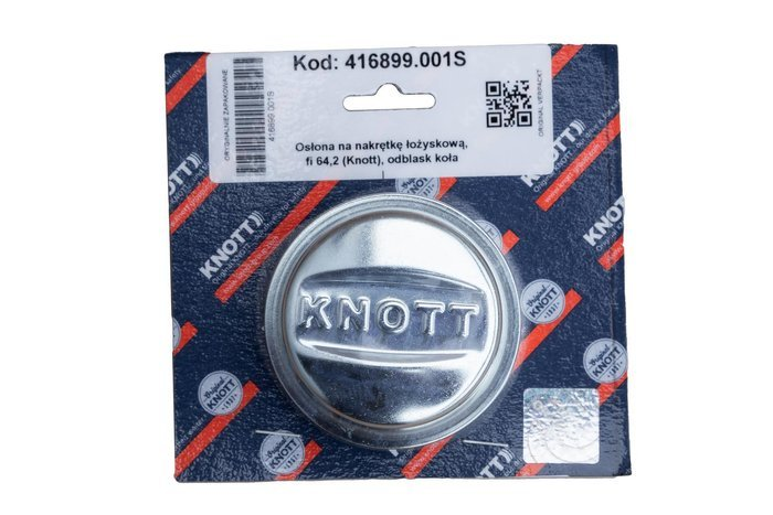 Axle hub cap 64,2 mm KNOTT