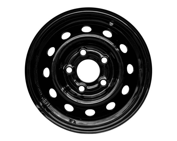 "Black rim 4.5JX13"" 5x112 for trailers"