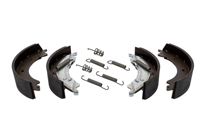 Brake shoe set for KNOTT with springs 200x50 2050/2051