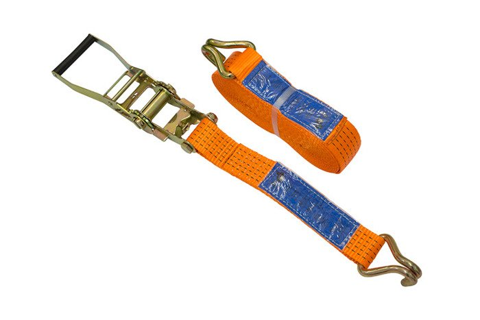 Car trailer ratchet strap 10m/50mm/5T