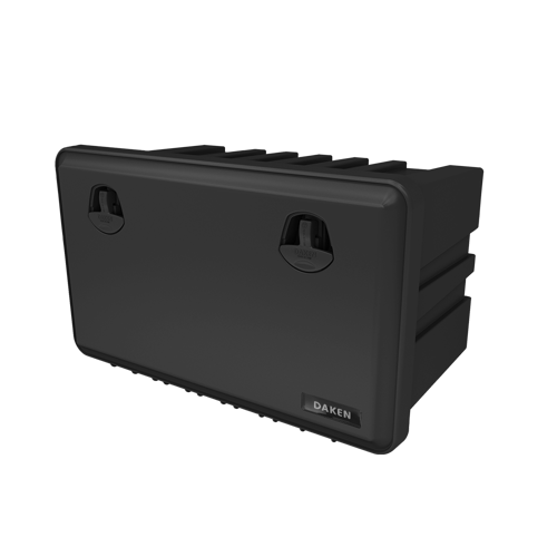 DAKEN JUST 826 TOOL BOX 127 L Big Truck Storage Box - Trailer