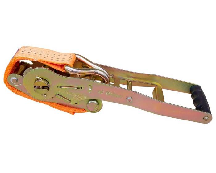 ERGO ratchet strap for trailers 6m/50mm/5T
