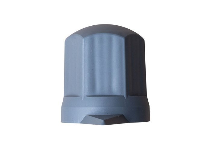 Grey protective screw cap F33