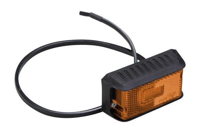 LED orange side marker lamp DPT15 with cable