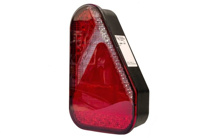 LED rear trailer light kit Aspöck Earpoint LED 8-pin - RIGHT