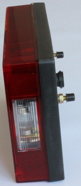 Left rear combination lamp Multipoint I Aspöck for trailers