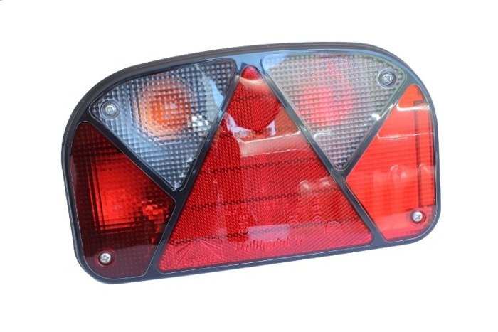 Left rear combination lamp Multipoint II Aspöck for trailers