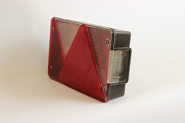 Left rear lamp for trailers Multipoint IV Aspöck