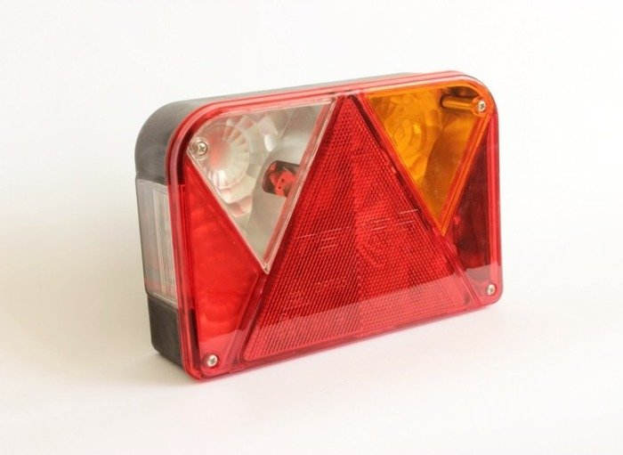 Multipoint 5 Combi Rear Right Lamp for trailers DOBPLAST DPT 35