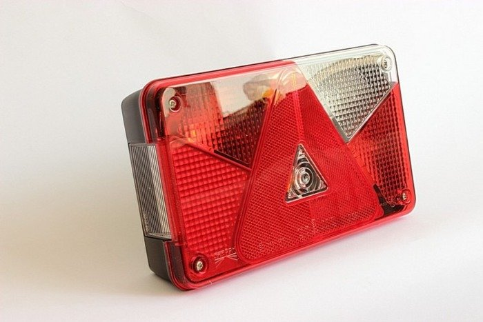Multipoint V Combi Rear Right Lamp for trailers - Aspöck