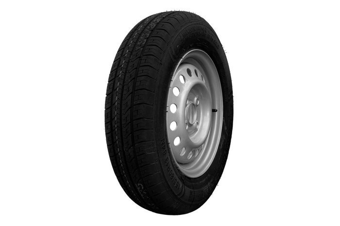 New full Kenda wheel set 155/80 R13 4x100 (rim + tyre)
