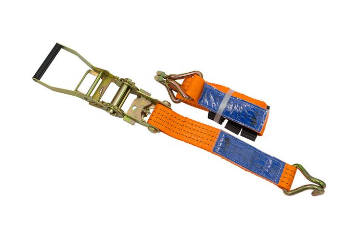 Ratchet strap for trailers 3 m/50 mm/4 t