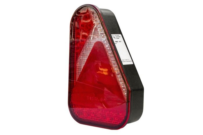 Rear LED light Aspöck Earpoint 5-pin - RIGHT