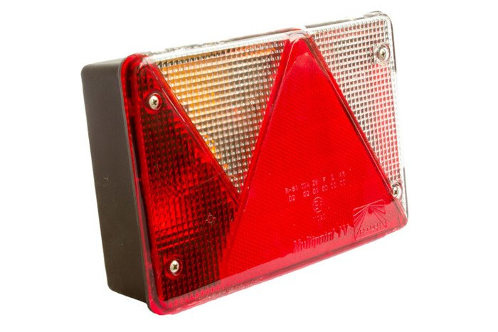 Rear Left Lamp for trailers Multipoint IV Aspöck