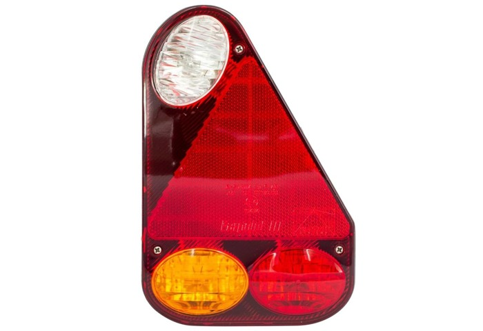 Rear lights for trailer Aspöck Earpoint III 5-pin - RIGHT