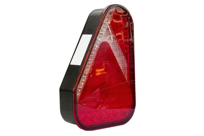 Rear trailer light - Aspöck Earpoint LED 5-pin - LEFT