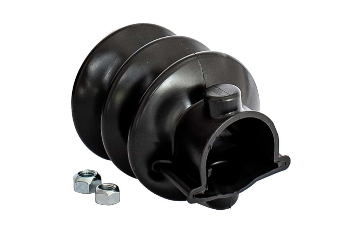 Rubber bellow - rubber protection for KNOTT overrun devices KF7,5-KF30
