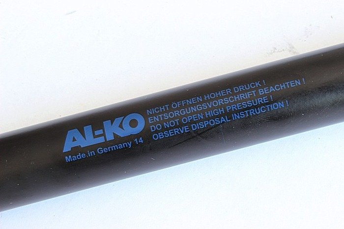 Shock absorber for trailers AL-KO 101VB/90S