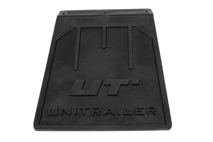 Single trailer mud flap by UNITRAILER