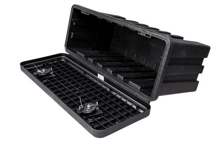 Toolbox DAKEN Just 900 for lorries, trucks and trailers 900x367x450 90 L