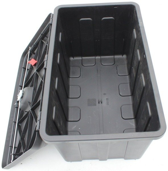 Toolbox with lock Space Truckin 800 with mounting brackets