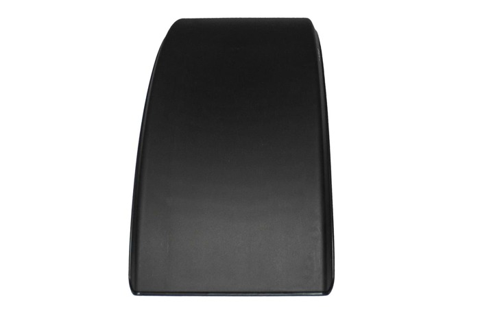 Tractor front mudguard 355 mm x 1070 mm