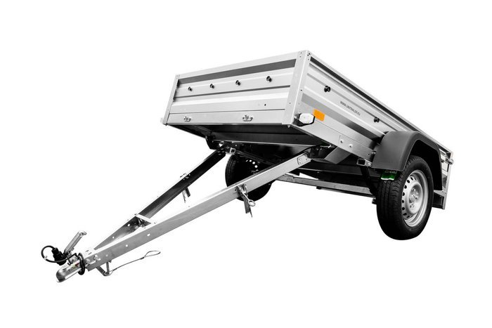Trailer for sale 200 x 125 cm Garden Trailer 205 UNITRAILER - GVW on demand up to 750 kg