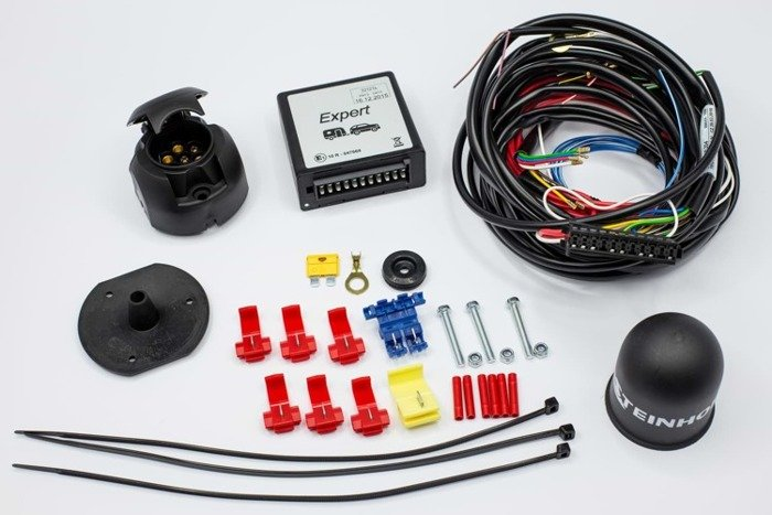 Universal 7 pin wiring kit for trailers SMP-2PE