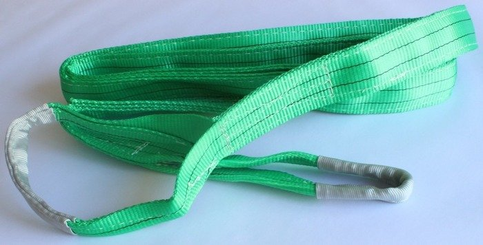 Webbing sling 2T/2M 60MM with 2 eyes