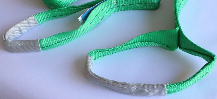 Webbing sling 2T/4M 60MM with eyes