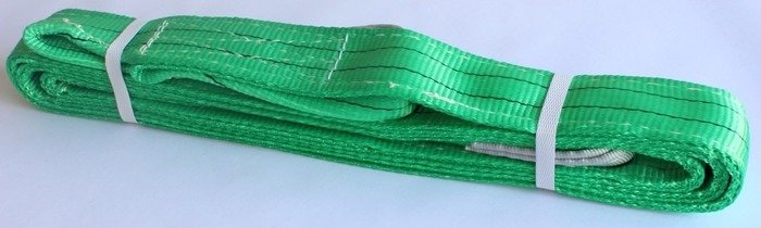 Webbing sling 2T/5M 60MM with 2 eyes