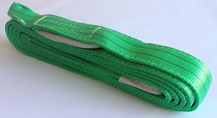 Webbing sling 2T/6M 60MM with eyes