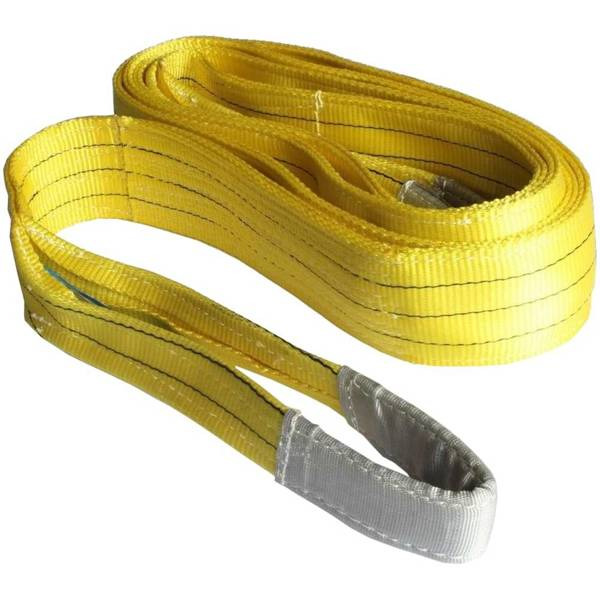 Webbing sling 3T/2M 90MM with 2 eyes