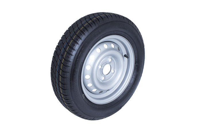 Wheel 165/70 R13 for trailers